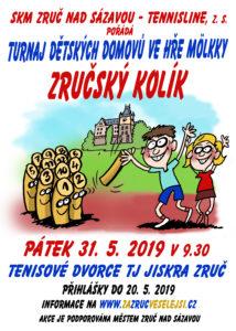 plakát turnaj DD 2019