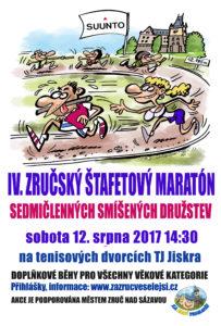 maraton plakát 2017